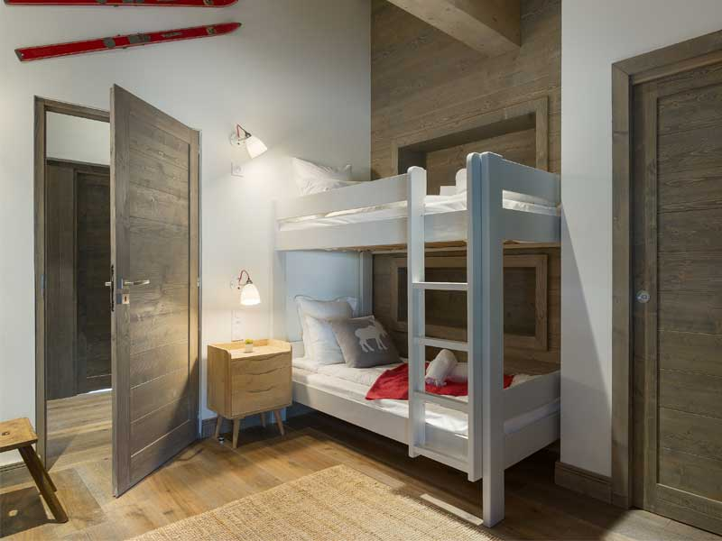 Example Cabin Room - Apartment A301