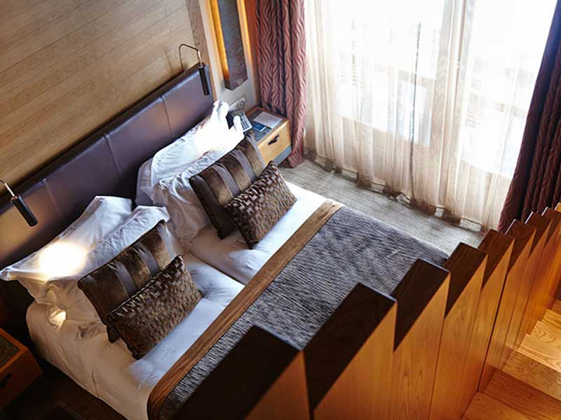 Duplex Room - King Sized Bed