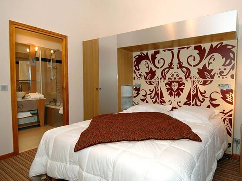 Bedroom, Edenarc, Les Arcs