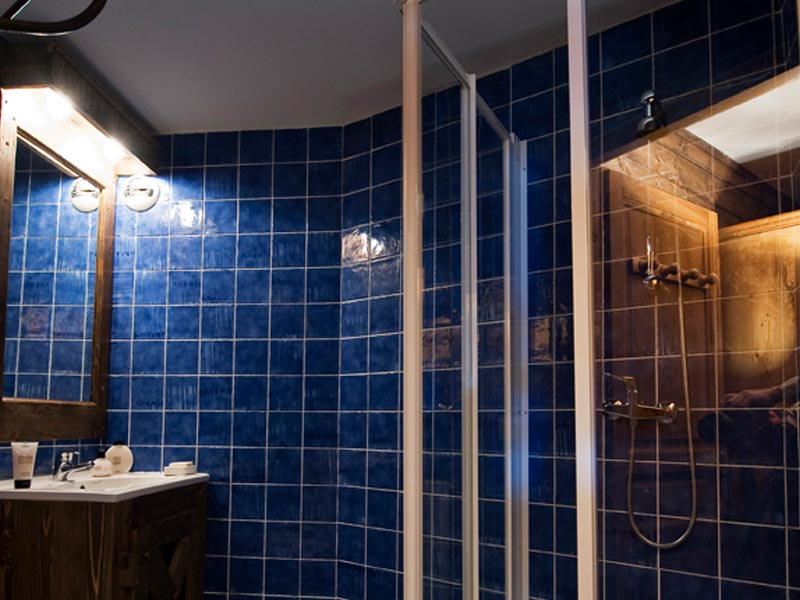 Bathroom, Le Centaure, Plagne