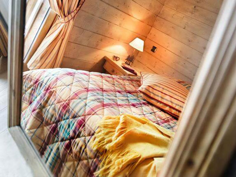 Bedroom, Le Village de Lessy, Grand Bornand