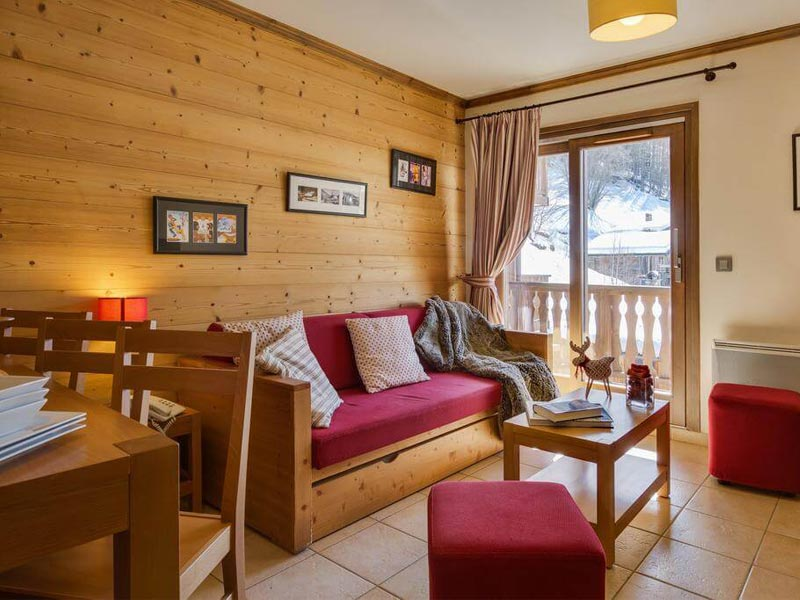 Living Area, Le Ruitor, Sainte Foy