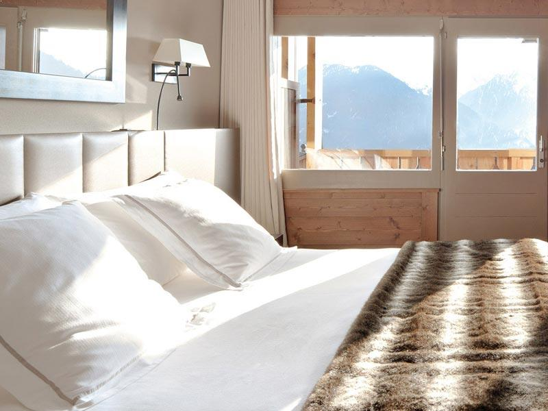 Junior Suite, Hotel Vanessa, Verbier