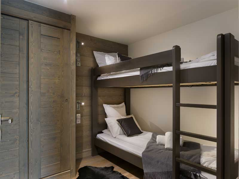 Example Cabin Room - Apartment A103