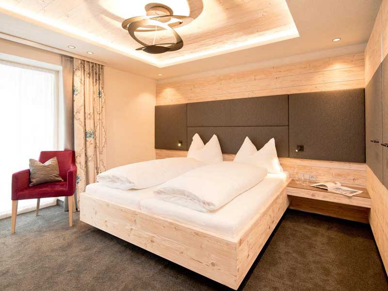 Edelweiss suite, Hotel Solaria, Ischgl