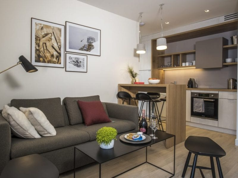 Nantillons – One Bedroom Apartment for 5