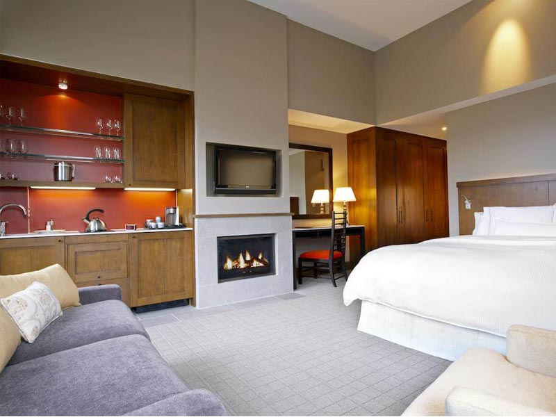 Bedroom, Westin Riverfront Resort and Spa, Beaver Creek