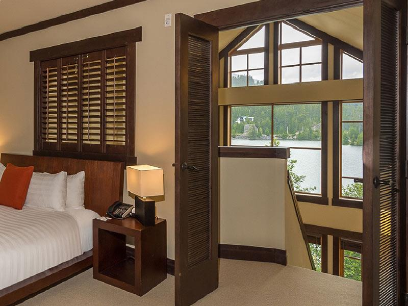 Nita Lake Lodge Two Bedroom Suite Lakeview