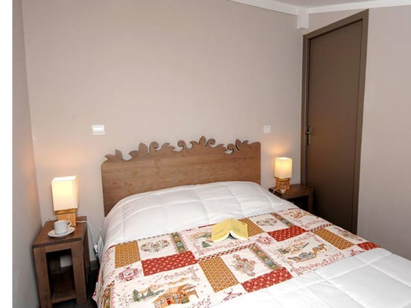 Bedroom, Lune Argent, Megeve