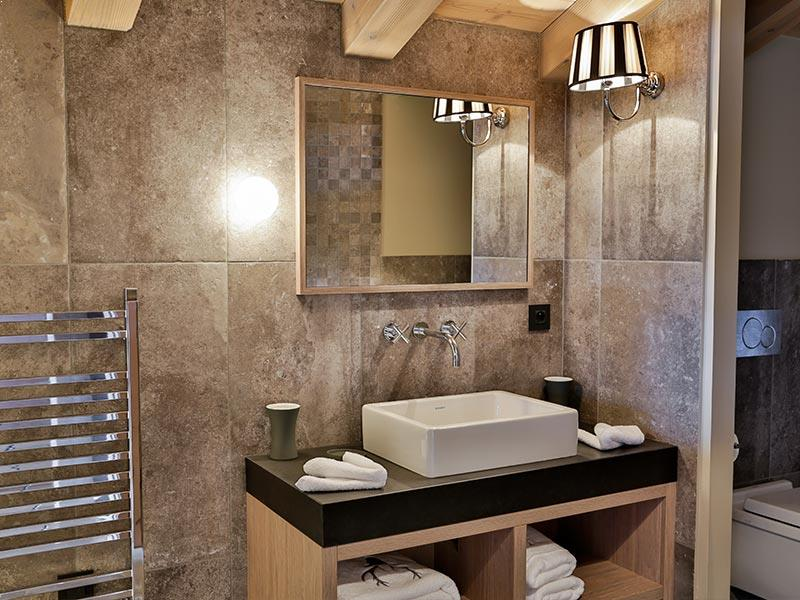 Chalet Thanasis bathroom