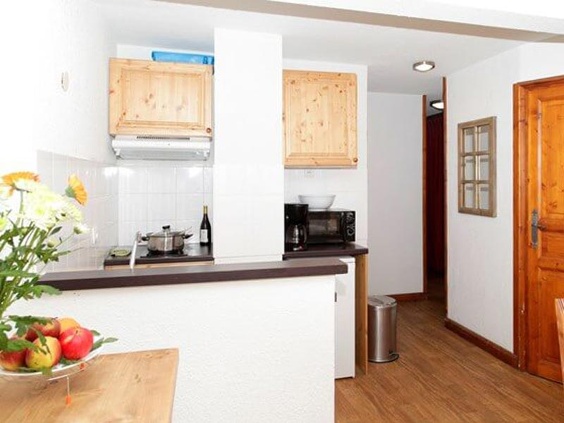 Kitchen Area, Val Claret, Tignes