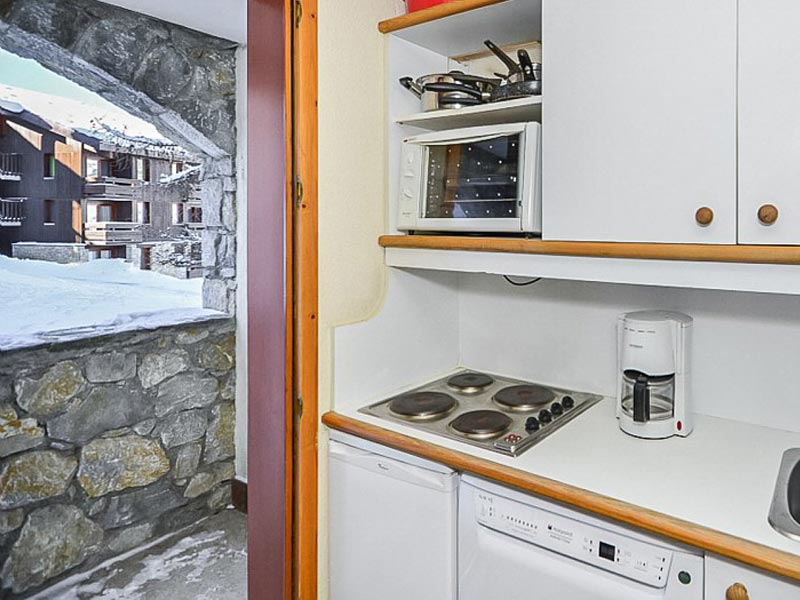 Kitchen Area, La Marelle et Le Rami, Les Coches