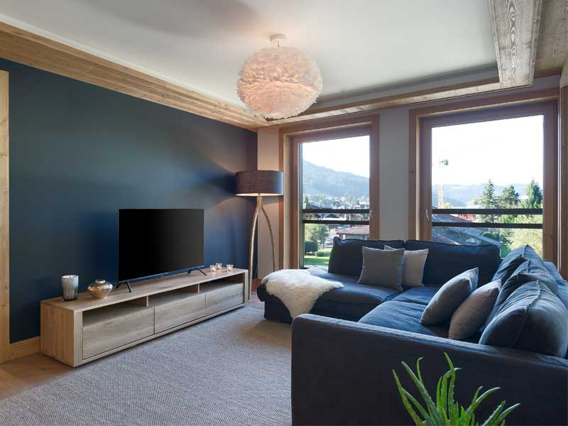Example Lounge - Apartment A303