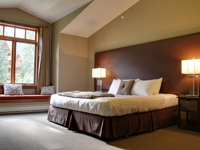 Copper Horse Lodge bedroom