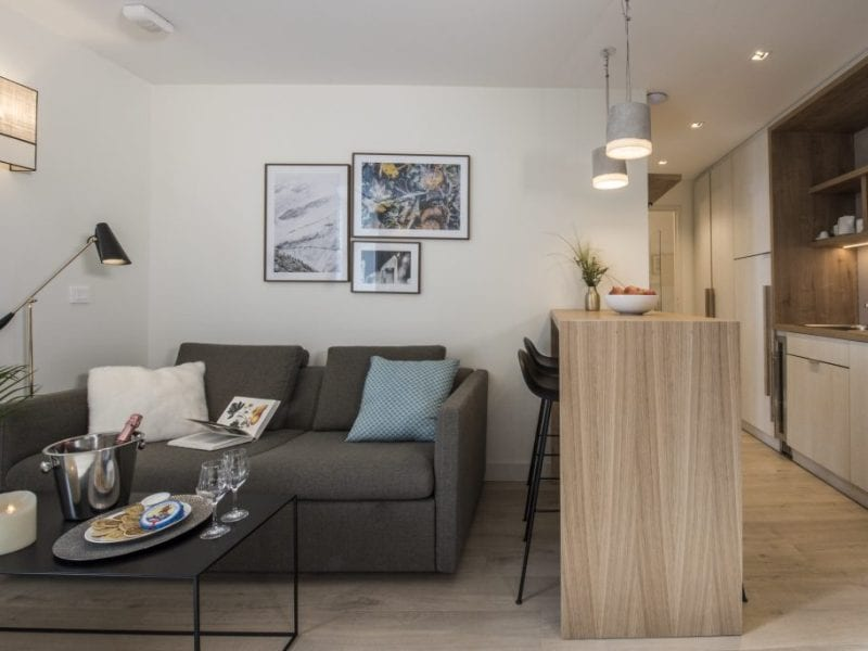 Saleina – One Bedroom Apartment for 5
