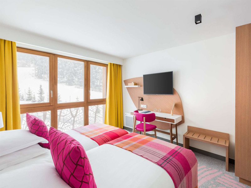 Family Superior Room - Mobility Access, Club Med Les Arcs Panorama 1750