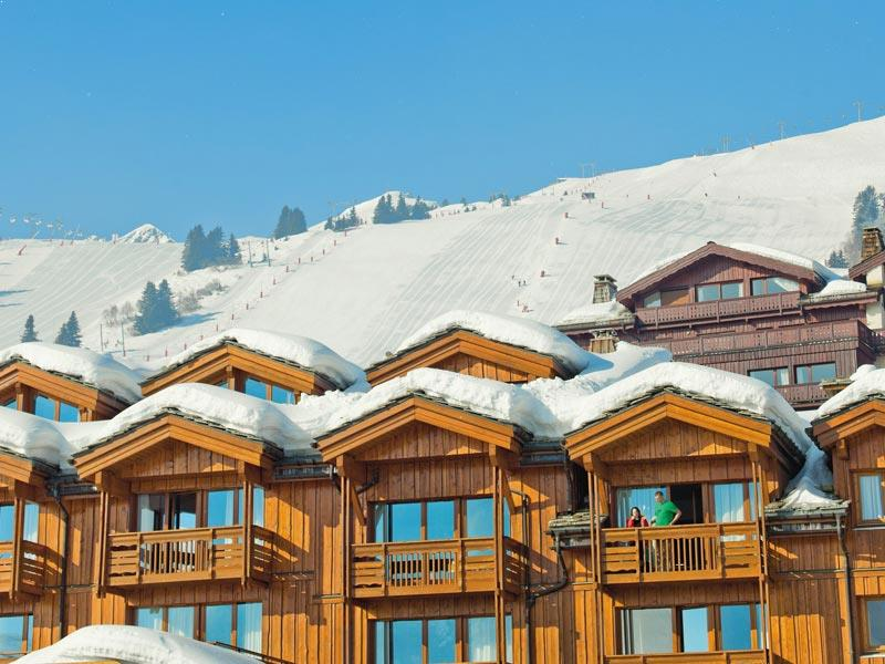 Apartments In Courchevel
