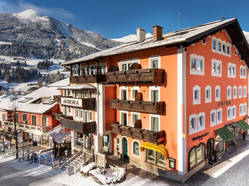 Bad Hofgastein Ski Apartments