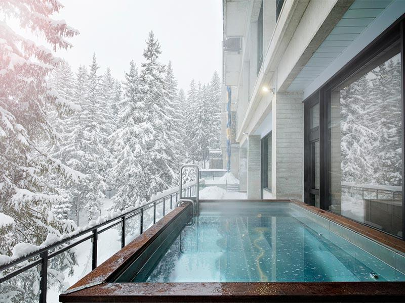 Hotels in Flaine - Powder White