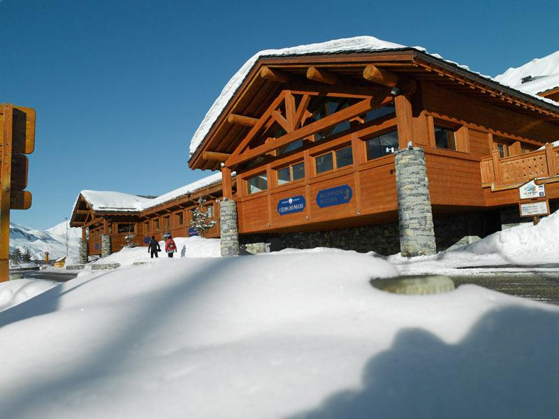 Apartments In Tignes