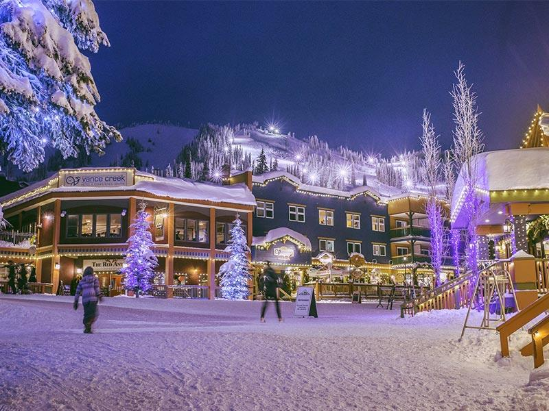 Hotels in Silver Star - Powder White