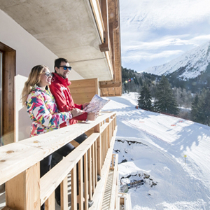 Hotels in Oz en Oisans - Powder White