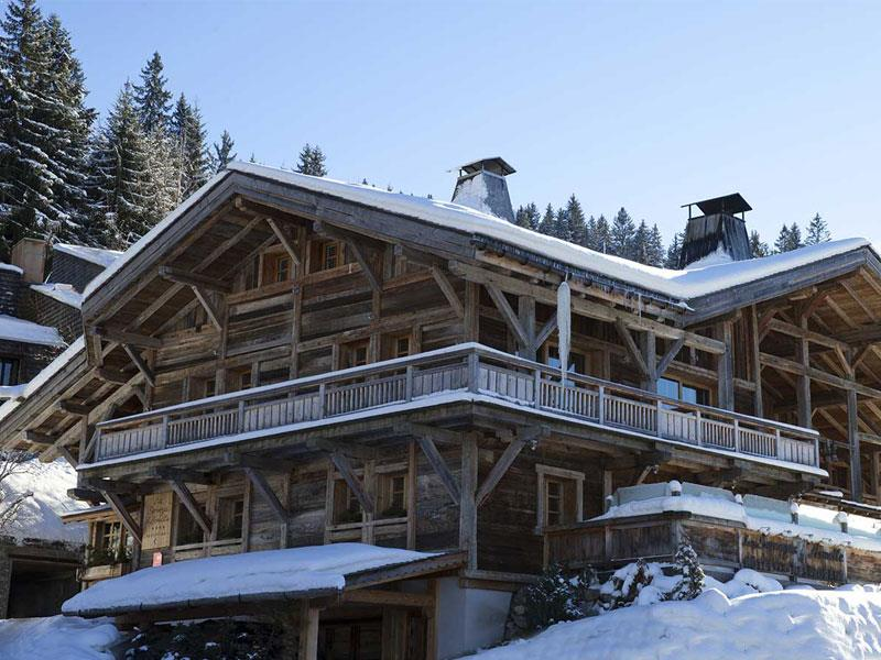 Hotels in Les Carroz - Powder White