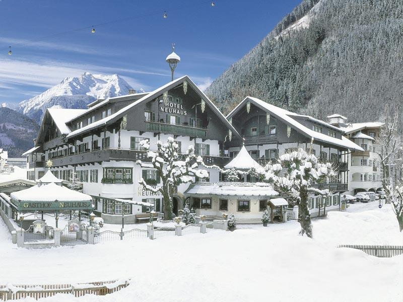 Hotels In Mayrhofen