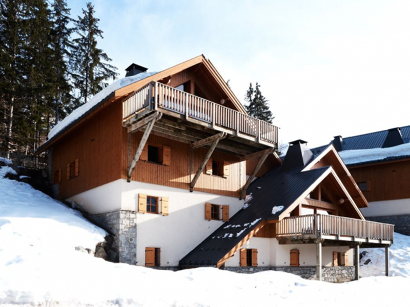 Apartments in Oz en Oisans - Powder White