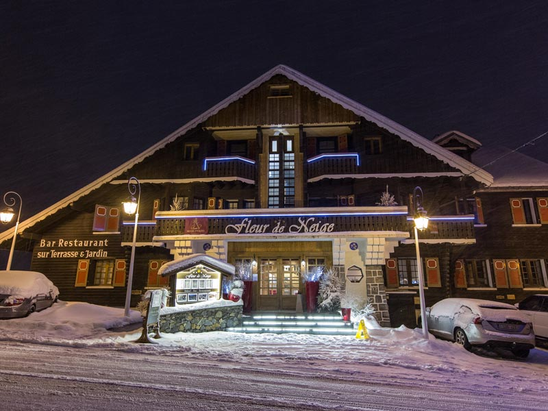 Hotels in Chatel - Powder White