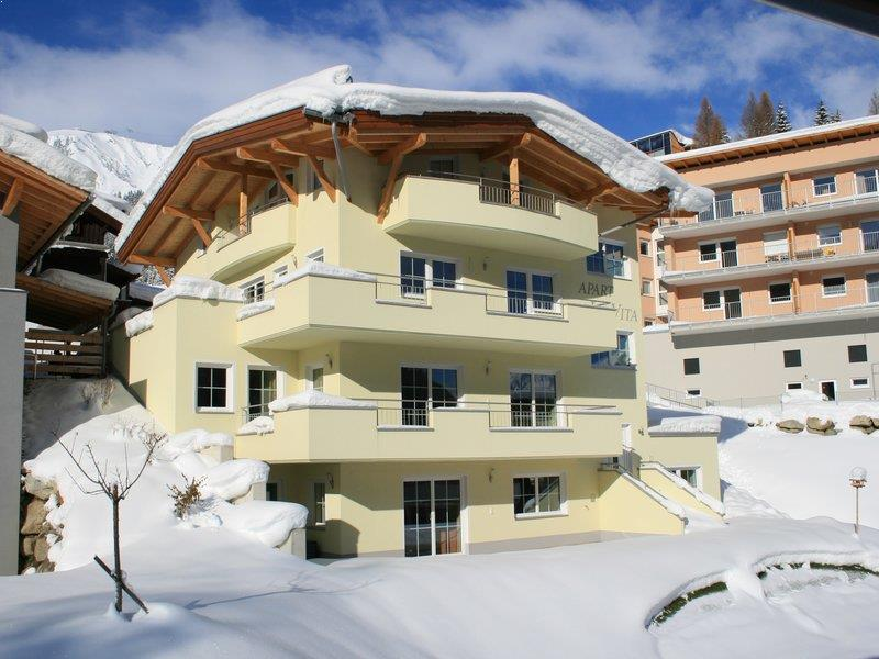 Apartments In St Anton - Powder White