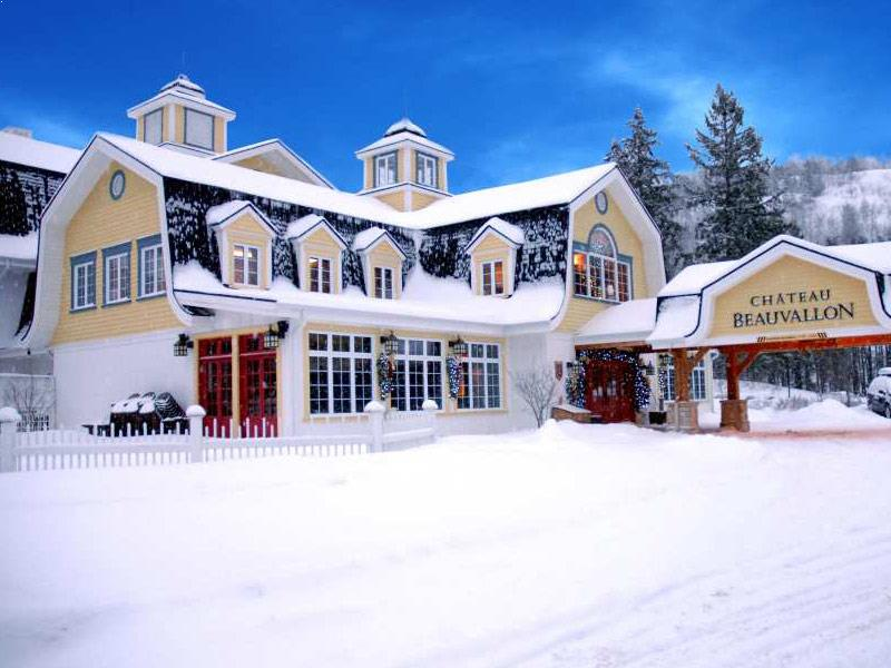Hotels In Tremblant