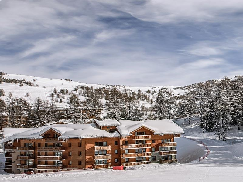 Apartments In Vars