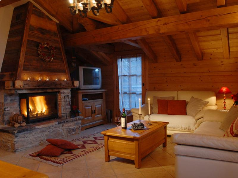 Chalets In Courchevel