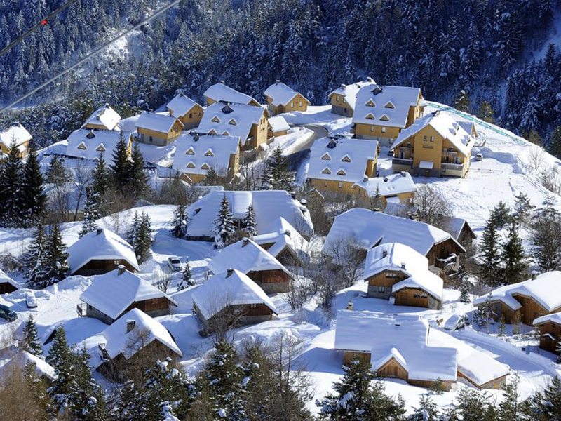 Apartments in Pra Loup