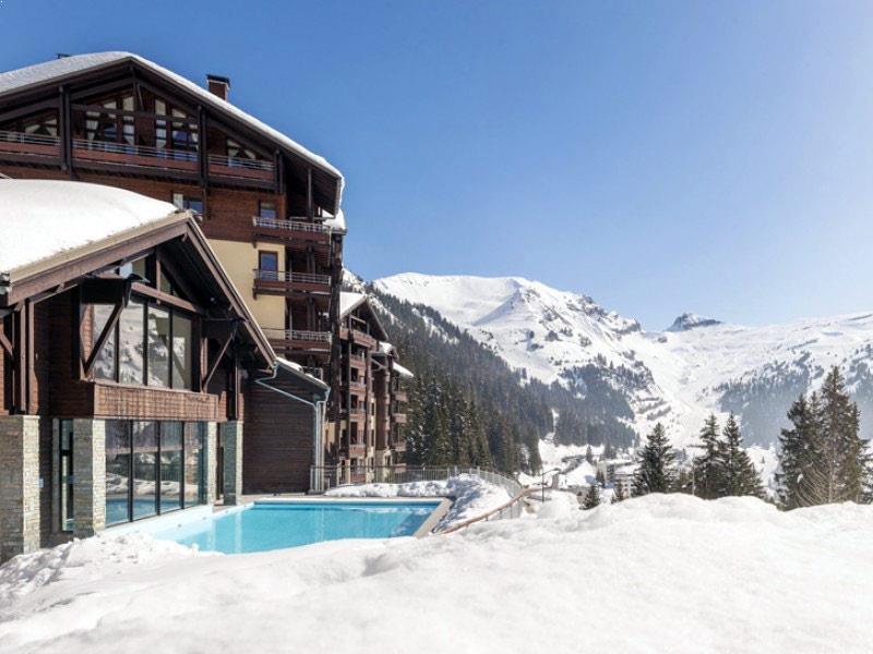 Apartments In Meribel