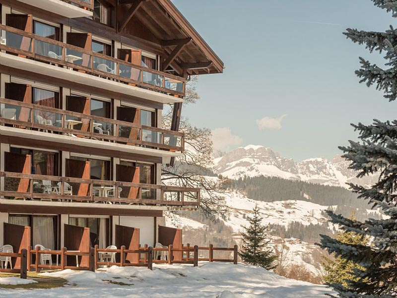 Apartments in Megeve - Powder White