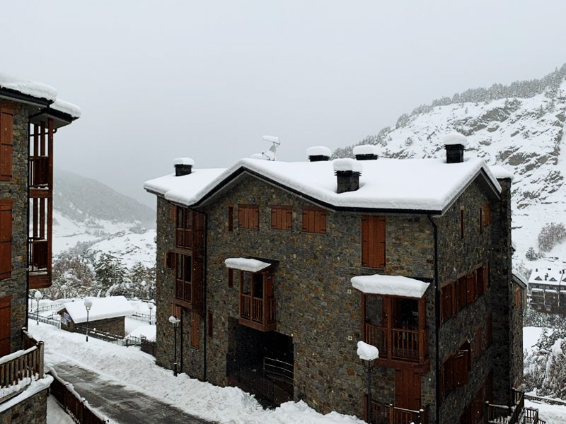 Apartments in Soldeu & El Tarter - Powder White