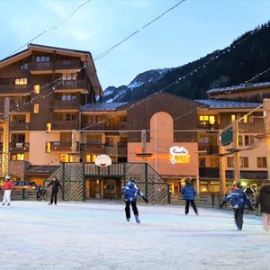Apartments in Valfrejus