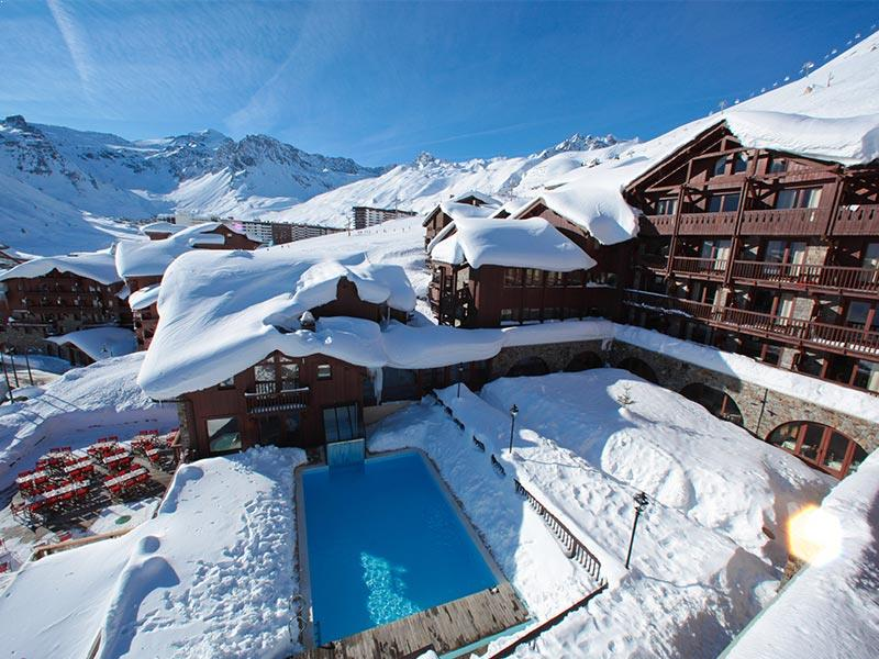 Hotels In Tignes