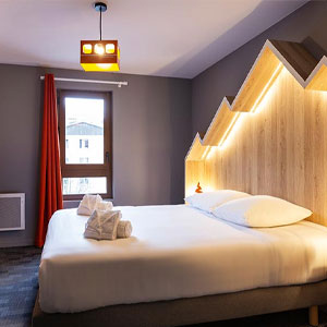 Hotels in Bourg Saint Maurice - Powder White