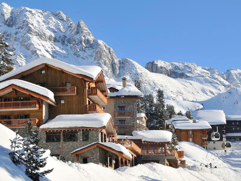 Hotels In Meribel