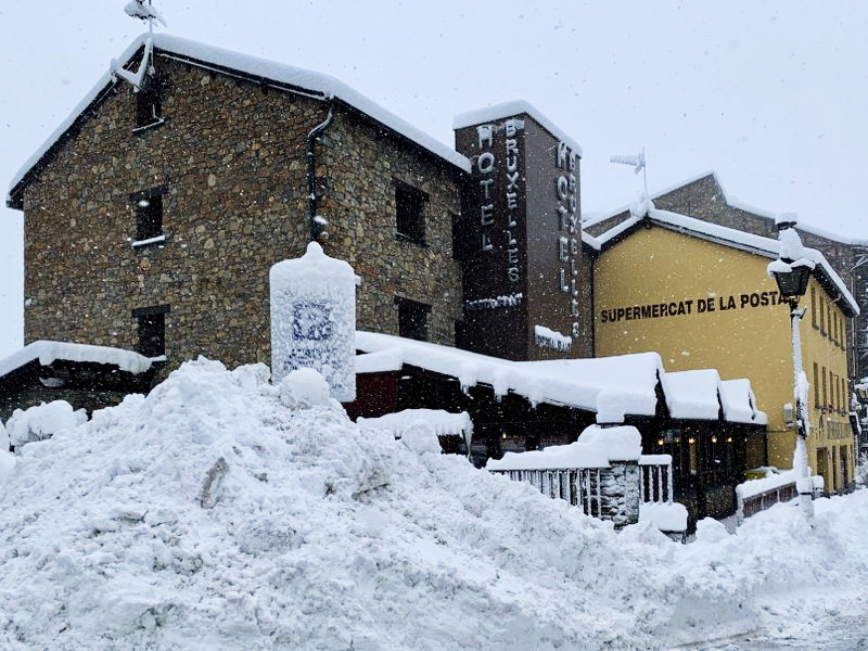 Hotels in Soldeu & El Tarter - Powder White