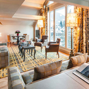 Hotels In Gstaad